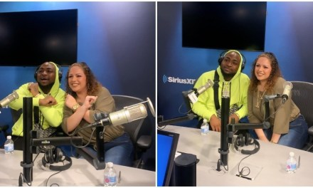 Davido Talks US Success and Relationship Status with Chioma on Sirius/XM Radio