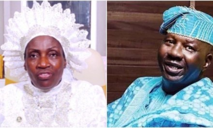 Ailing Actor, Baba Suwe Receives N10m from Prophetess Ajayi Abimbola, Ready For Treatment Abroad