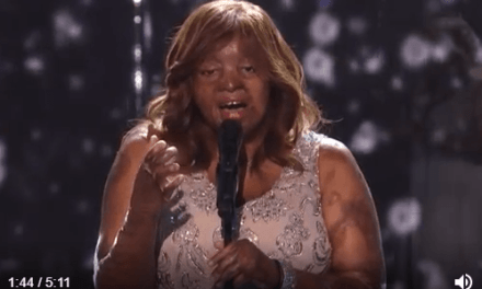 Kechi Okwuchi is Back with Another Breath-taking Performance on AGT