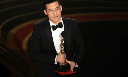 Actor, Rami Malek Makes Oscar History