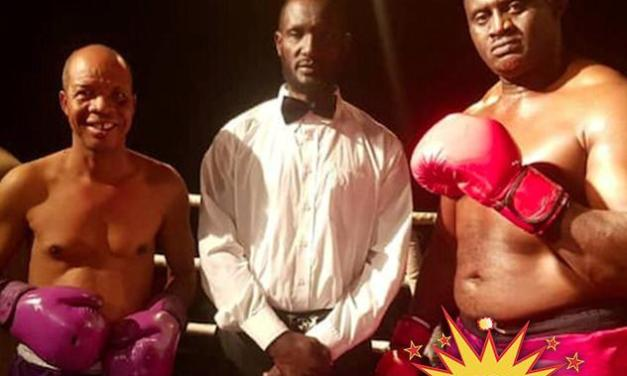 "Sola Sobowale, Segin Arinze, Toyin Abrahams in Wale Adenuga's ""Knockout"""