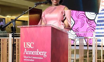 Everett M. Rogers Awards Honours Chimamanda Ngozi Adichie