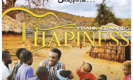 "Kick off the new week with visuals to Frank Edwards ""Happiness"""