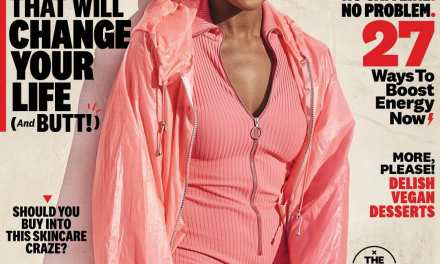 "Issa Rae talks about ""New Money Weight"" in Women's Health Magazine"