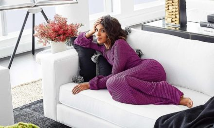 Architectural Digest Gives Us A Peek Into Kerry Washington's Home