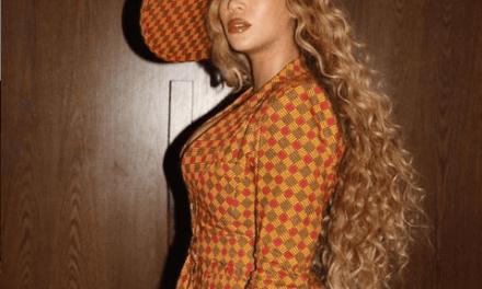 Meet the Designer who Made Beyonce's Ankara Suit