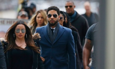 Jussie Smollett Makes Another Court Appearance To Enter A Formal Plea