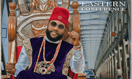Kcee Announces New Album and Release Date