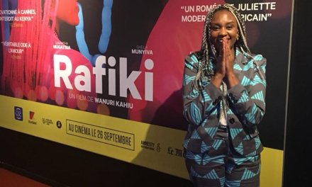 Rafiki, Kenyan banned Lesbian love story wins Best Actress Award at FESPACO