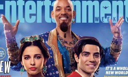 """Watch the official trailer for """"Aladdin"""""""