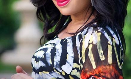 Monalisa Chinda Recounts First Time She Met Ramsey Nouah