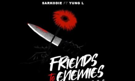 """Sarkodie Goes Heavy in New music """"Friends to Enemies"""""""