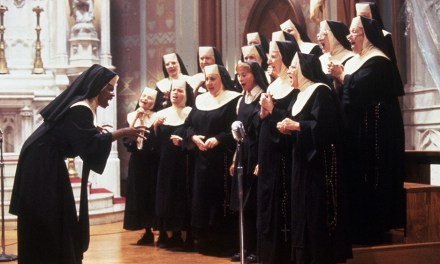"Watch Whoopi Goldberg and Co-stars Re-enact Last Scenes of ""Sister Act"""