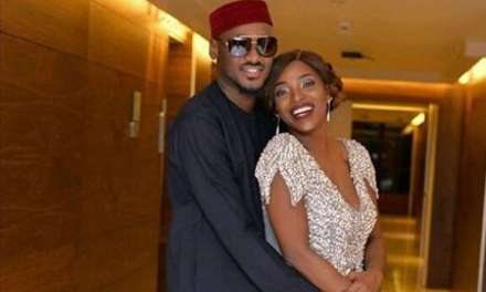 Awww: Tubaba Appreciates Annie Idibia at his 20th Music Anniversary Party