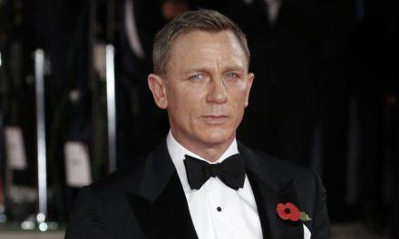 Daniel Craig Makes Final Appearance as 'James Bond'