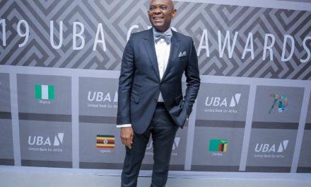 See Photos from the 2019 UBA CEO Awards
