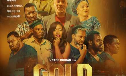 """Tade Ogidan is Back with New Comedy Drama """"Gold Statue"""""""