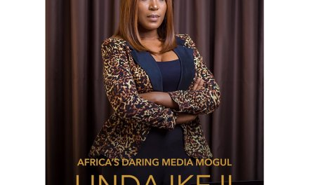 Linda Ikeji Talks Being a Media Mogul in Business Day CEO Magazine