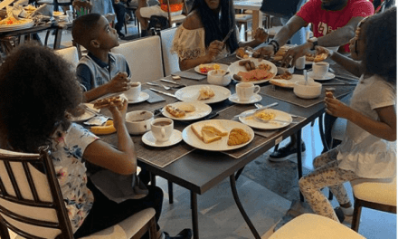 """""""Daddy You Are Too Harsh,"""" Timi Dakolo's Yard People Laments"""