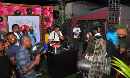 Top Celebrities Turn up at Exclusive Brand Launch in Lagos