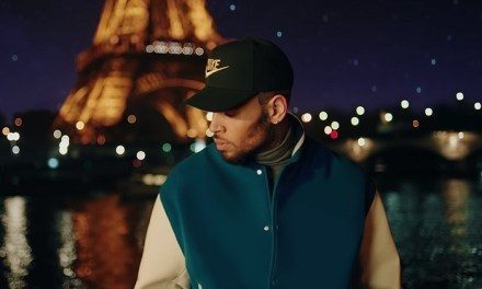 """Chris Brown Drops Video for """"Back To Love"""""""