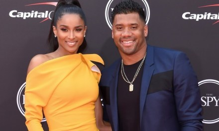 Ciara Congratulates Russel Wilson for Becoming Highest Paid NFL Player