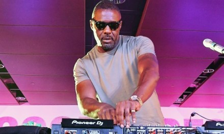 Idris Elba Makes Coachella Debut as DJ