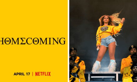 "It's here! Beyonce's new album ""Homecoming"" is here"