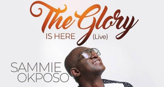 """Sammie Okposo Leads us to Worship with New Music-""""The Glory is Here"""""""