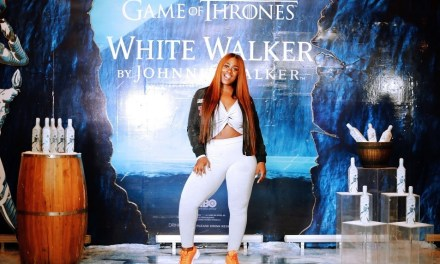 Winter Is Over But White Walker by Johnnie Walker is Here to Stay