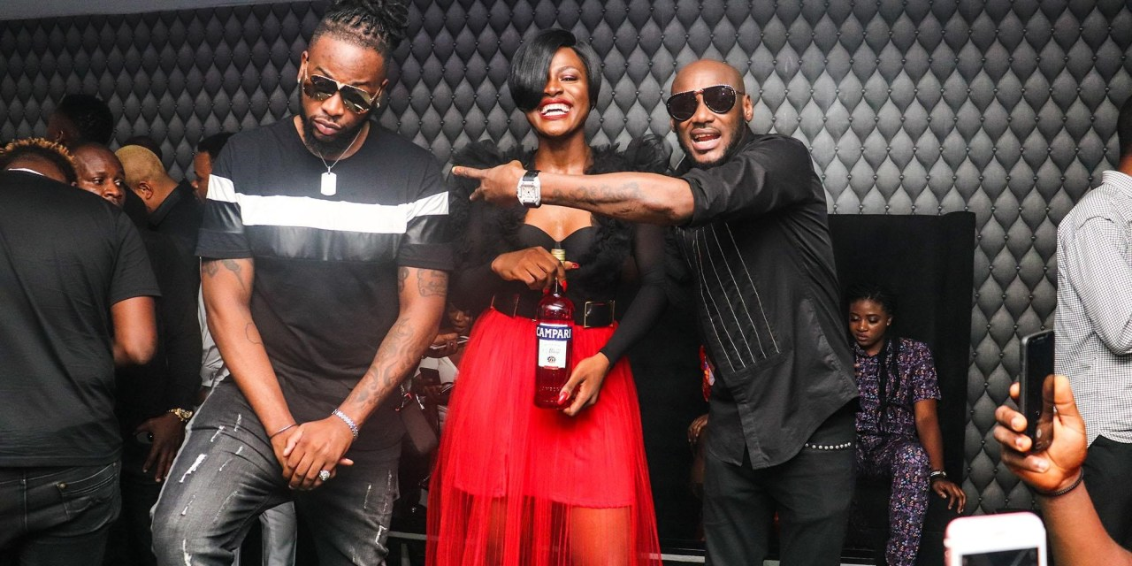 Alex Unusual & Teddy A Joins 2Baba as Campari's Brand Ambassadors