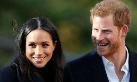 Prince Harry and Meghan welcome baby boy!