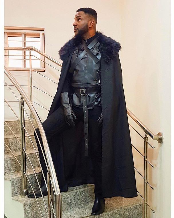 Ebuka as Jon Snow