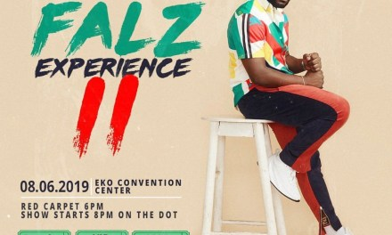 The count down to The Falz Experience 2 has begun!