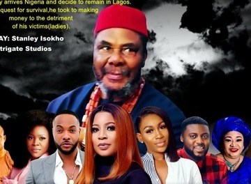 """""""Night Bus To Lagos"""" Is The Story of Life As A Journey – Chico Ejiro"""
