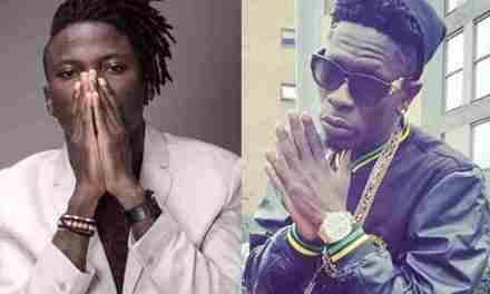Stonebwoy Issues Apology to Shatta Wale for Gun Stunt