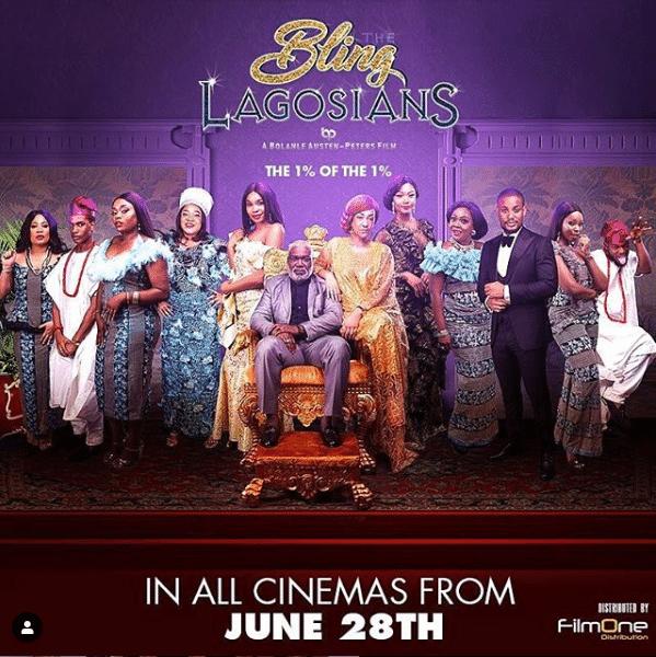 'The Bling Lagosians' Set For Release In June