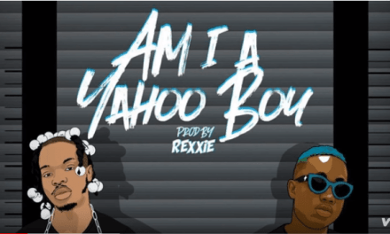 "Naira Marley features Zlatan on ""Am I A Yahoo Boy?"""