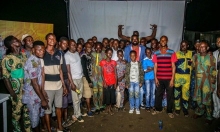 "Kunle Afolayan's Movie ""Mokalik"" Premieres on Set Location"
