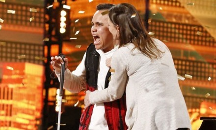 See the Blind and Autistic Contestant that Made Us Weepy on America's Got Talent