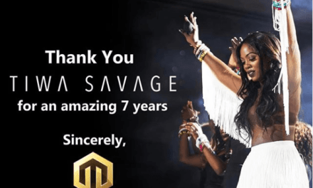 Tiwa Savage Reveals She was Scared to Tell Don Jazzy about Pregnancy