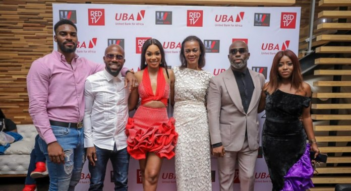 "UBA Hosts ""The Men's Club"" Season Two Premiere"