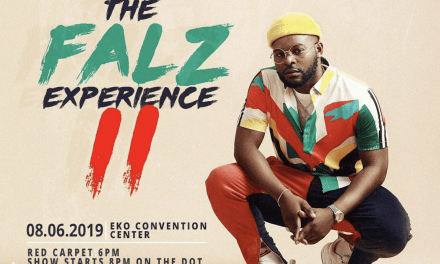 "Falz announces ""The Falz Experience 2"""