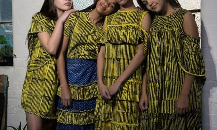 Fashion Fresh! 13-year-old Alanis Nwadire Debuts Neka Youth SS19 Collection