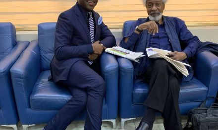 Lessons to Learn From Wole Soyinka & The Window Seat