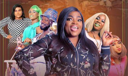 """Funke 'Jenifa' Akindele Launches New Web Series """"Aiyetoro Town"""""""