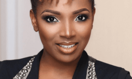 Be Cautious About What You Share on Social Media- Annie Idibia