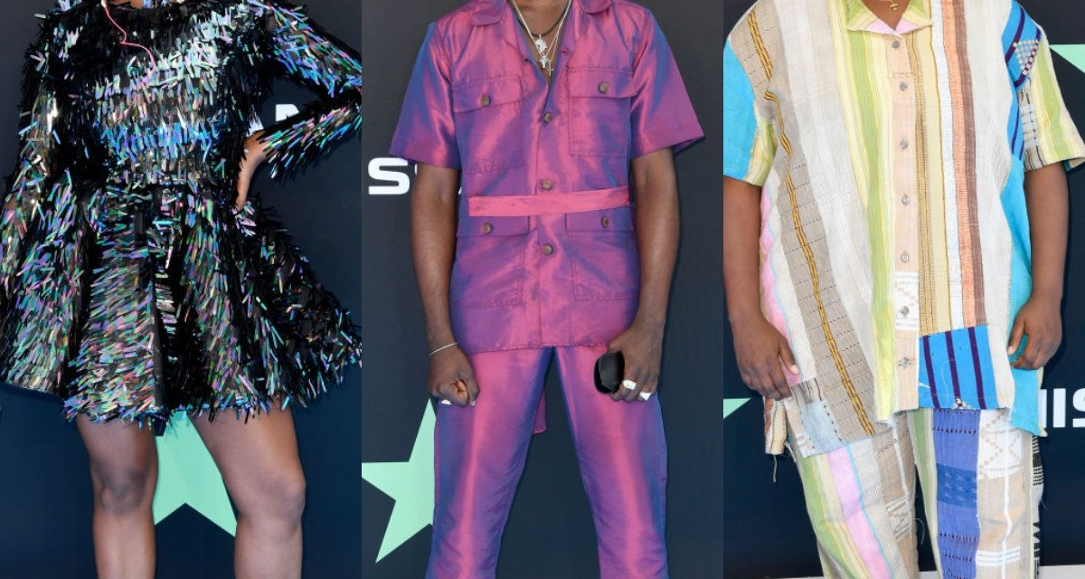 Here's What Some of Our African Stars Wore To The 2019 #BETAwards Red Carpet