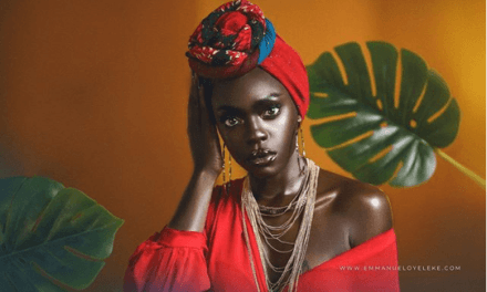 Don't Feed The Monster Called Vanity –  Beverly Osu