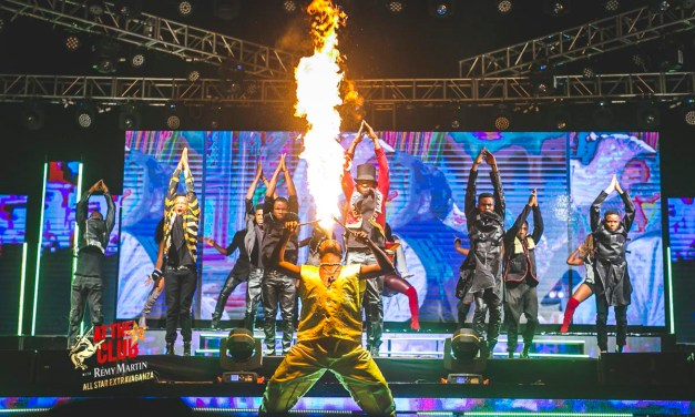 """Photos: See Shots From The First Ever Remy Martin 3D Concert """"The Outdoor Extravanganza"""""""